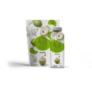 Coco Pure Agua de Coco Desidratada em pó Original 200g