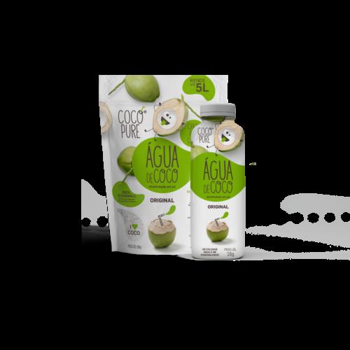 Coco Pure Copy of Agua de Coco Desidratada em pó Energy 200g