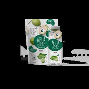 Coco Pure Agua de Coco Desidratada em pó Detox 200g