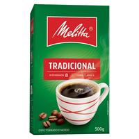 Cafe a vacou Melitta Tradicional 500g