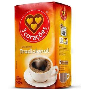 3 Coracoes Cafe 3Coracoes a vacou Tradicional 500g