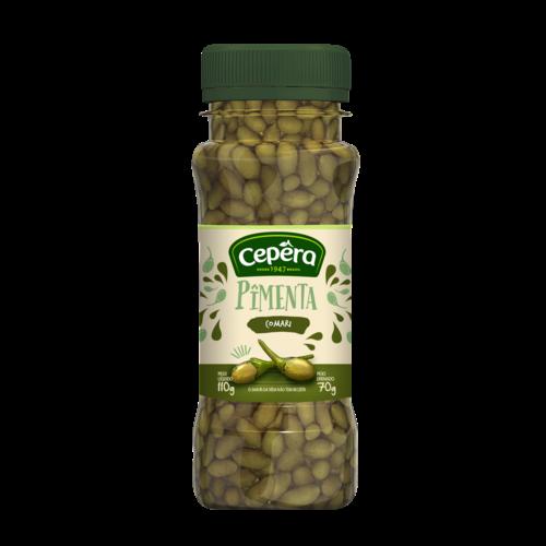 Cepera Pimenta Comari Verde Cepera 70g