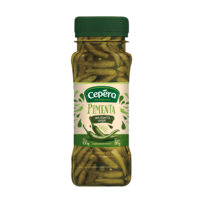Pimenta Malagueta Verde Cepera 50g