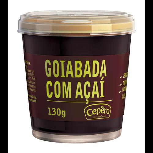 Cepera Goiabada Cremosa c Acai vd 130g