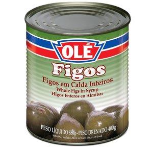 Ole Figo em Calda lt Ole 400g