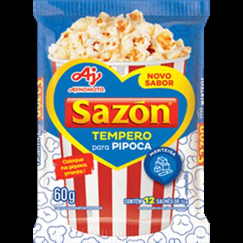Ajinomoto Tempero Sazon Pipoca Manteiga 60g