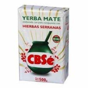 CBSe Yerba Mate CBSe 500g