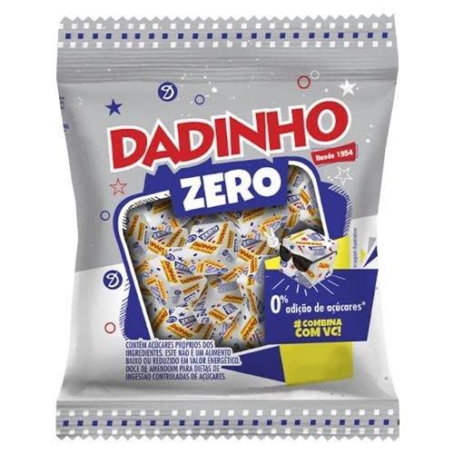 Dizoli Bala Dadinho Zero sq 90g