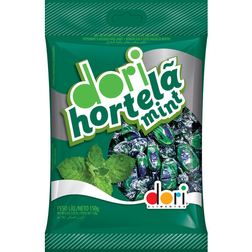 Dori Mint Hard Candy Dori 150g