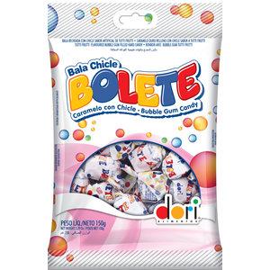Dori Bolete Tutti Frutti Bubble Gum Hard Candy  Dori 150g