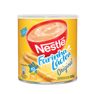 Nestle Farinha Lactea Tradicional Nestle 400g