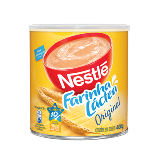 Nestle Farinha Lacte Tradicional Nestle 400g