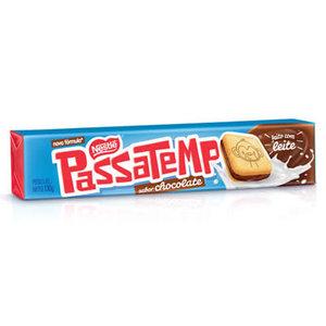 Nestle Biscoito Passatempo Recheado Chocolate Nestle 130g