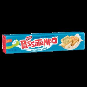 Nestle Biscoito Passatempo Recheado Doce Leite Nestle 130g