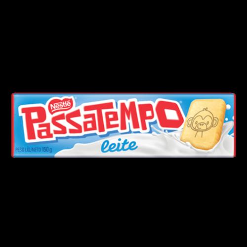 Nestle Biscoito Passatempo Leite 150g