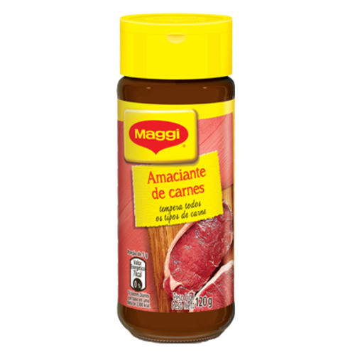 Nestle Amaciante de Carne com Tempero Maggi 120g