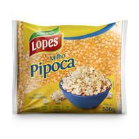 Milho para Pipoca Lopes 500g