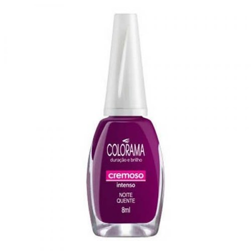 Colorama Esmalte Colorama Noite Quente 8ml