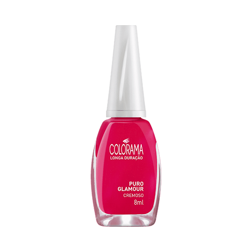 Colorama Esmalte Colorama Cremoso Puro Glamour 8ml