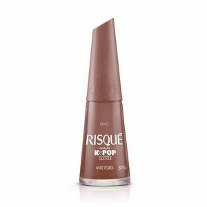 Risque Esmalte Risque K PoP Love Nude Power 8ml