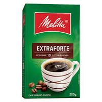Cafe a vacou Melitta Xforte 500g