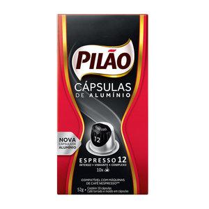 Pilao Cápsulas Café Pilão Expresso 12 - 10 caps
