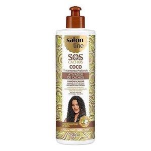 Salon Line Ativador de Cachos SOS Coco Salon Line 500ml