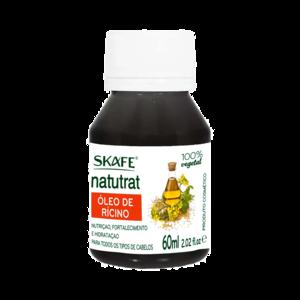 Skafe Óleo Capilar óleo de Rícino Natutrat 60ml