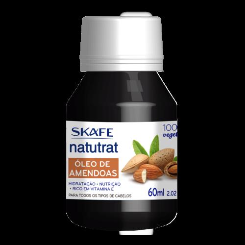 Skafe Óleo Capilar óleo de Amendoa Natutrat 60ml