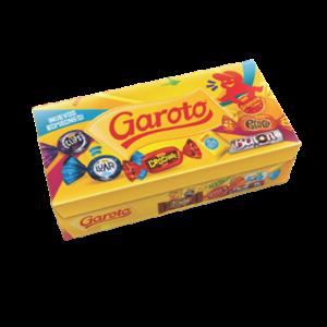Garoto Bombom Garoto cx 250g