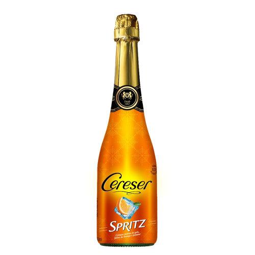 Cereser Champagne Cerecer Spritz 660ml sabor Laranja