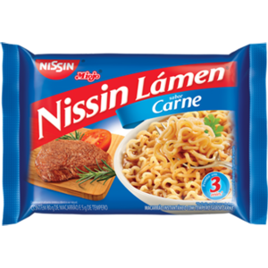 Nissin Nissin Miojo Lámen Carne 85g