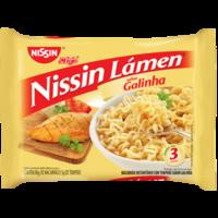 Nissin Miojo Lámen Galinha 85g