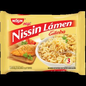 Nissin Nissin Miojo Lámen Galinha 85g