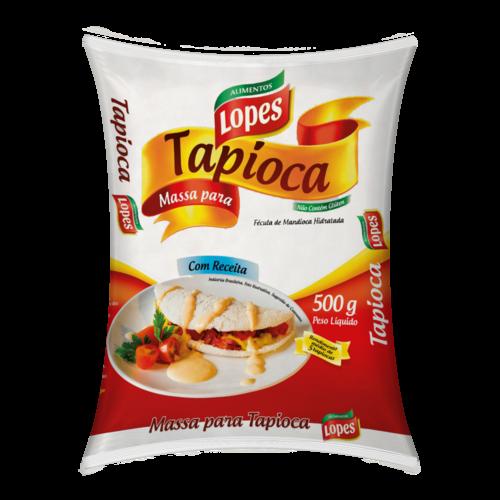 Lopes Tapioca Hidratada Lopes 500g