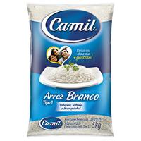 Arroz  Agulinha Camil 5kg