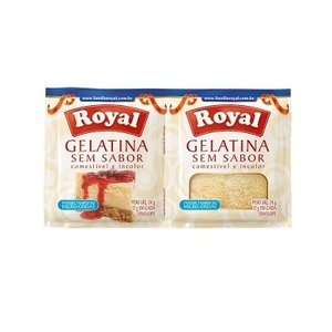 Royal Gelatina Royal sem sabor 24g