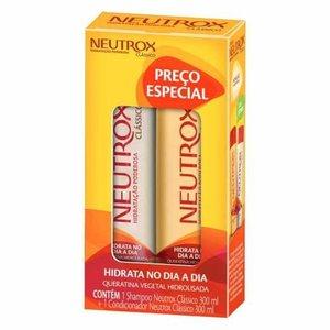 Neutrox Kit shampoo+condicionador Neutrox Clássico