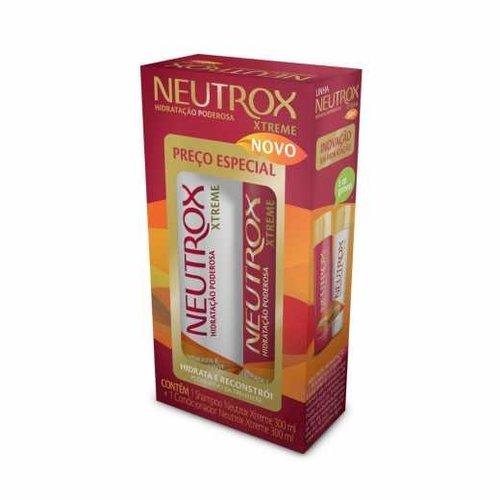 Neutrox Kit shampoo+condicionador Neutrox Xtreme
