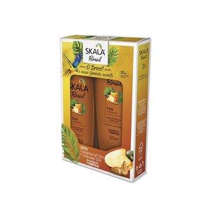 Skala Kit Shampoo Condicionador Caju e Murumuru Skala 2x325ml