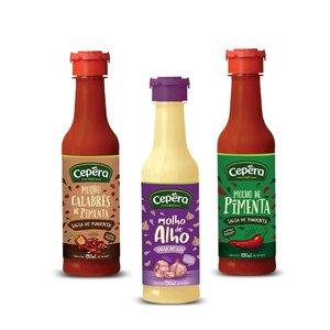 Cepera Kit Sauces Cepera CPA