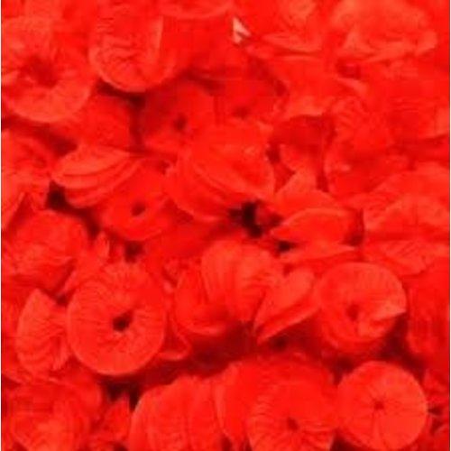Real Seda Papel para Bala Caracol 40und Vermelho