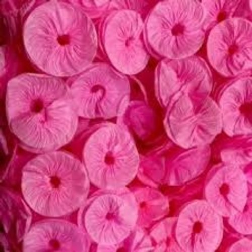 Real Seda Papel para Bala Caracol 40und Rosa Choque
