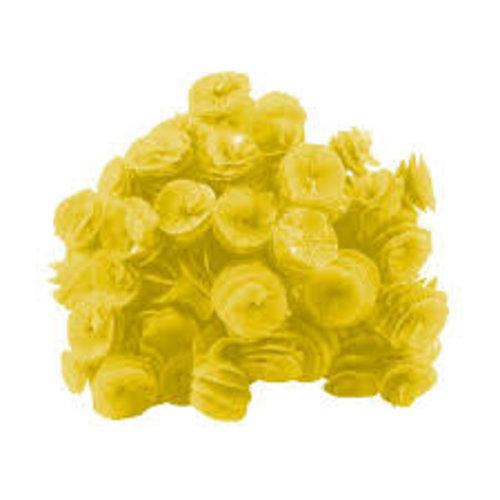 Real Seda Papel para Bala Caracol 40und Amarelo
