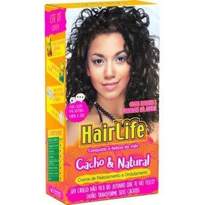 Embelleze Creme Encacheamento Cachos Natural Hairlife 160g