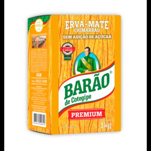 Barao Erva Mate Premium Barao 1kg