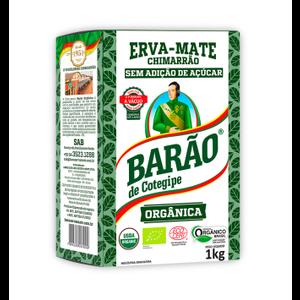Barao Organic Yerba Mate Barão 1kg
