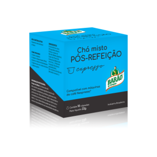 Barao  Post Meal Mixed Tea Expresso cap Barão 220g