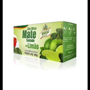Barao Toasted Mate with Lemon saq Barão 40g