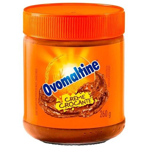 Ovomaltine Creme  Avelã Crocante Ovomaltine vd 260g